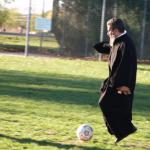Soccer with Abouna