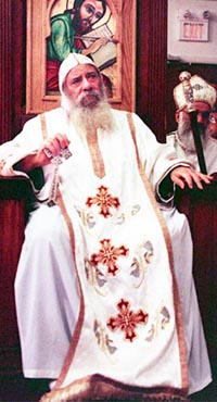 H.H. Pope Shenouda III